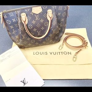 Louis Vuitton Turenne PM - NEVER USED! Receipt inc